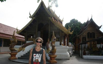 Living the life in Chiang Mai